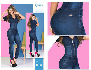 JEANS LEVANTACOLAS COLOMBIANOS / BUTTLIFTER JEANS