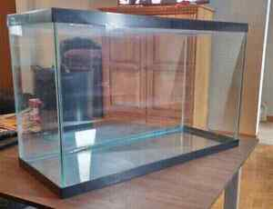 30 Gallon Aquarium with Filter