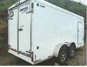 Royal Cargo Trailer for sale