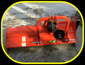 "3 point hitch Flail Mowers 56"" & 68"", BRAND NEW WITH WARRANTY"