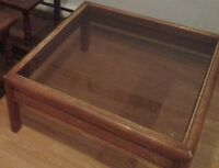 Coffee table and night stand