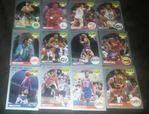 32 Basketball Rookie cards