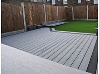 Composite decking specialists -Gardening & Landscaping