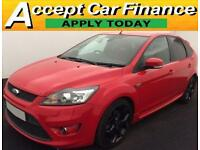 Ford Focus 2.5 ST-2 225 SIV 2010.25MY ST2 FROM £57 PER WEEK!