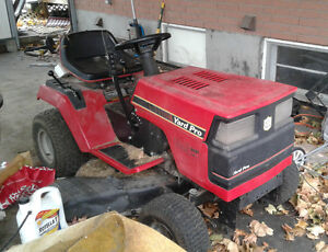 Yard Pro Riding Lawnmower