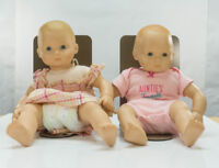 American Girl Doll Bitty Babies set of 2
