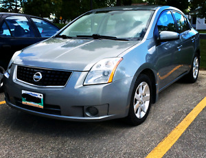 2009 Nissan Sentra SL, Fully Loaded , Clean Title, leather seats