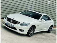 2008 Mercedes-Benz CL 6.2 CL63 AMG 7G-Tronic 2dr Coupe Petrol Automatic