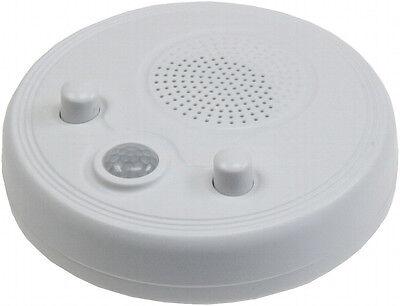 Küchenradio Badradio Wandradio Deckenradio PIR-Bewegungsmelder-batteriebetrieben