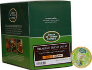 K Cups Green Mountain Breakfast Blend Decaf