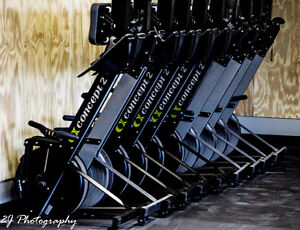 Concept II Rowers, Inspire Functionals Spin Bikes On Sale!