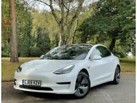 2019 Tesla Model 3 Standard Range Plus Auto 4dr Saloon Electric Automatic