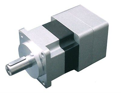 Planetary Gearbox Nema23 Ratio 121 Cnc Kit Router Mill Lathe Plasma Laser