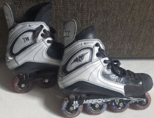 Mission RX Rollerblades - size 12