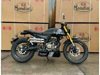 FB Mondial HPS 125cc Modern Classic Retro Cafe Racer Motorcycle
