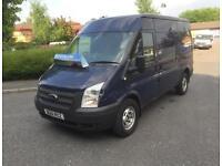Ford Transit 2.2TDCi ( 125PS ) ( EU5 ) 350L Med Roof Van 350 LWB