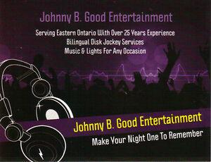 Johnny B. Good Entertainment - DJ Services West Island Greater Montréal image 1