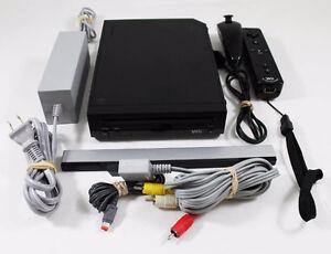 console nintendo wii avec program installé + jeux dans la consol