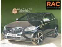 2017 Volvo XC60 2.4 D4 R-DESIGN NAV AWD 5d 187 BHP Estate Diesel Automatic