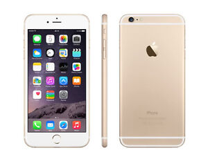 New Gold iPhone 6