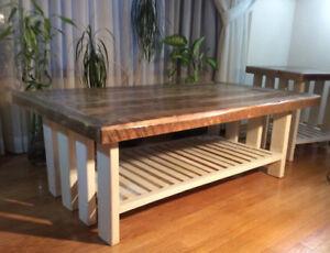 Coffee table,Antique barnwood!