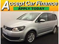 Volkswagen Touran 1.6TDI ( 105ps ) DSG 2013MY SE