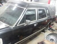 ***HEARSE*** 1987 Lincoln Town Car HALLOWEEN Special