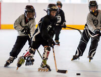 Youth Co-Ed ROLLER HOCKEY League in Langford