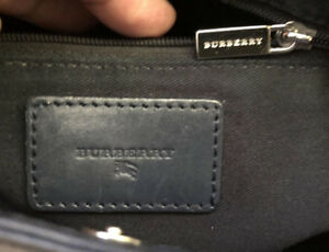 Authentic BURBERRY vintage shoulder bag / handbag (retail $750+)