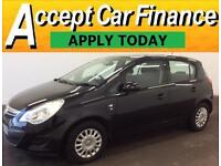 Vauxhall/Opel Corsa 1.0i 12v ( 65ps ) ecoFLEX 2012MY S FROM £18 PER WEEK