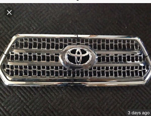OEM GRILL FOR A '17 TACOMA