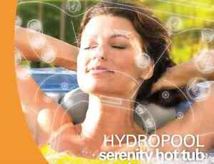 AVAILABLE -- Hot Tub Hydropool Serenity 8 persons Kitchener / Waterloo Kitchener Area image 4