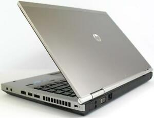 "HP EliteBook 8460p 14"" Intel Core i5-2520M (2rd Gen) 2.50 GHz 4GB RAM 320GB HDD Laptop"