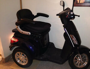 Electric Scooter Basically Brand New
