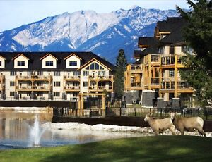 RADIUM HOT SPRINGS BC 5* BIGHORN MEADOWS Sept 3-10 1BR max 4