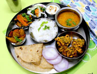 Homemade Indian Pure Veg food/Tiffin Services