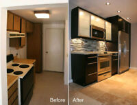 COMPLETE HOME RENOVATIONS -LICENSED INSURED-PROFESSIONAL WORK