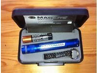 NEW original MAG-LITE SOLITAIRE flashlight made in the USA