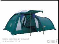 Tent 3 man Coleman BiSpace 300 in green