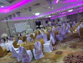 wall draping venue draping backdrop uplighting led mood light