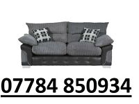 Logan 3+2 sofa half shop price new Next day delivery