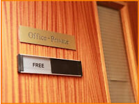 * (ABERDEEN - AB24) * Flexible - Modern - Private OFFICE SPACE to Rent