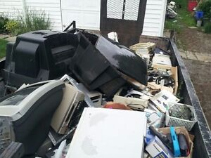 """CLEANING UP?? GOT JUNK? WANT IT GONE? WE CAN HELP!"". Belleville Belleville Area image 2"