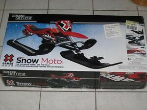 Outer Edge Polaris Snow Moto SLED (New in Box)