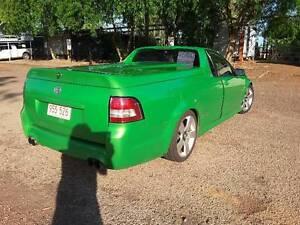 2008 Holden Commodore Ute Darwin Region Preview