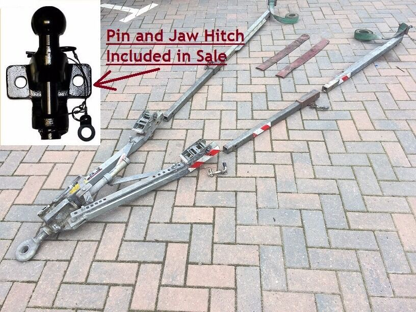 BARGAIN!! Intertrade A frame towing dolly SA25B - The best available ...