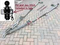 Solomatic intertrade A frame towing dolly SA25B - The best available - AA etc use these! a-frame tow
