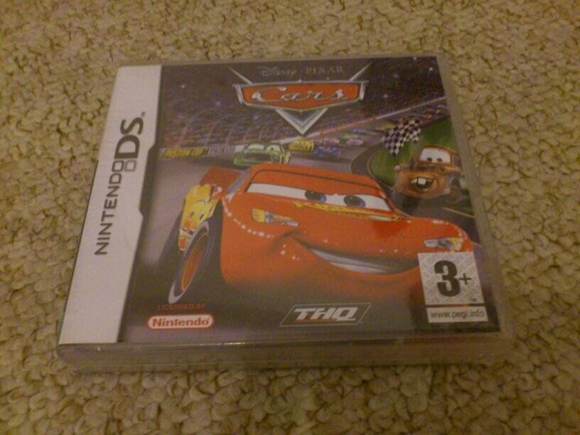 Disney Cars Nintendo DS Game