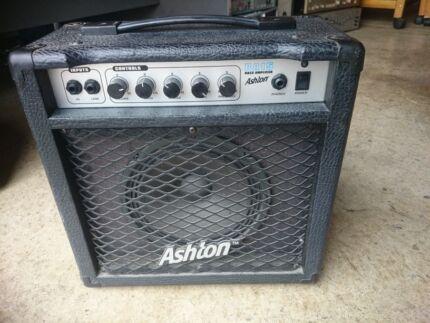 Busking Amp Bass Ashton 15watt Bass Amp
