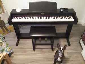 Piano Technics Digital Piano SX-PC15